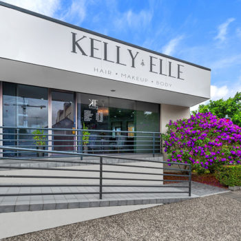 Kelly Elle Salon exteriors